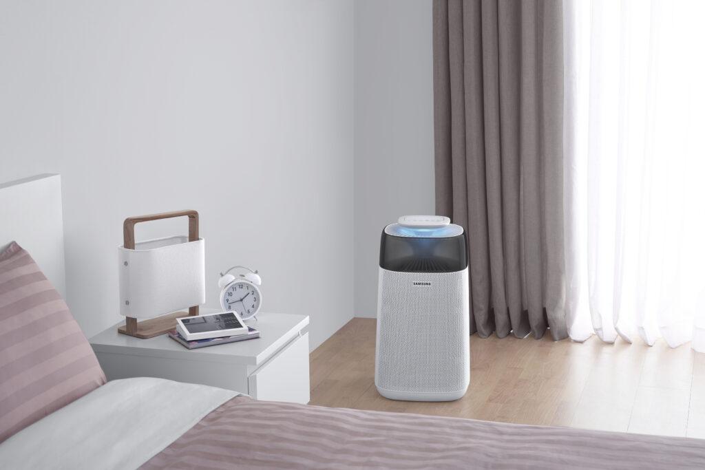 Oczyszczacze powietrza Samsung