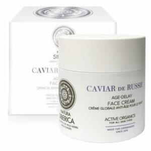 Natura Siberica Odmładzający krem do twarzy Caviar de Russie