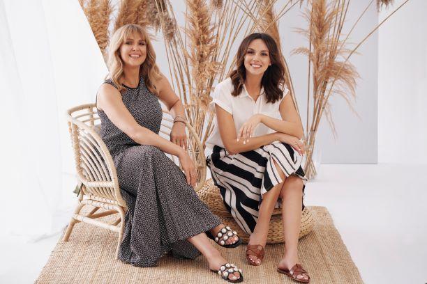 Ewa Wachowicz i Paulina Krupińska – Karpiel promują letnią kolekcję QUIOSQUE