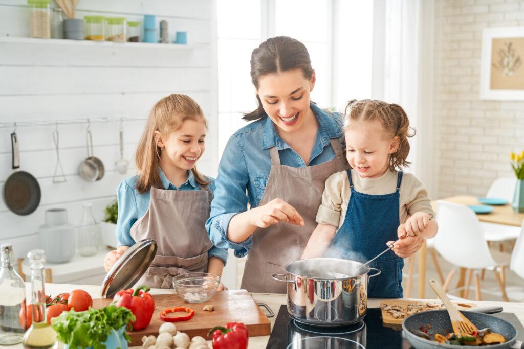 Pomysły na rodzinne gotowanie