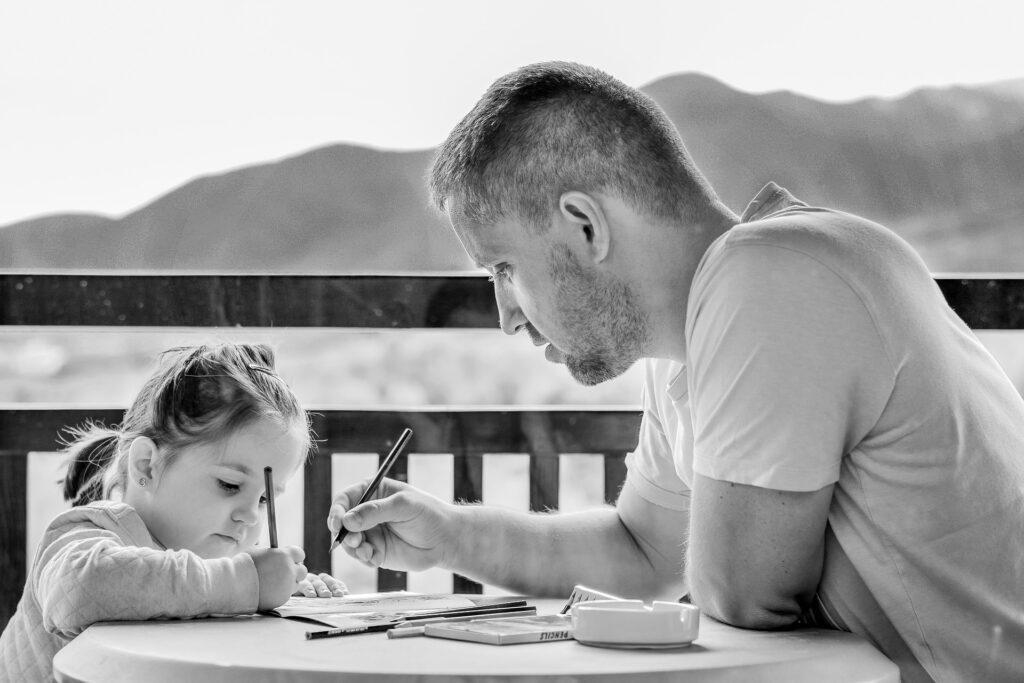 Wpływ relacji z ojcem na relację romantyczną