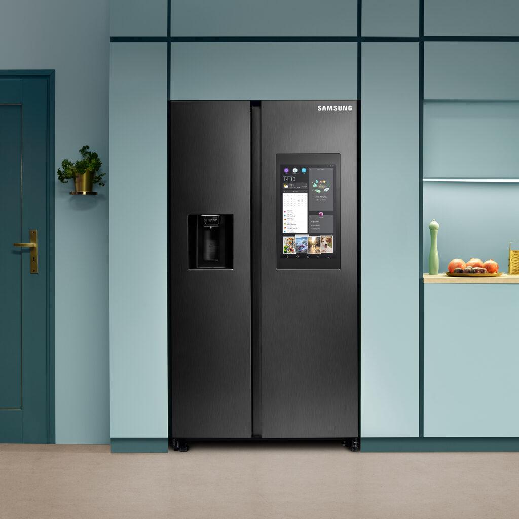 multimedialna lodówka Samsung Family Hub