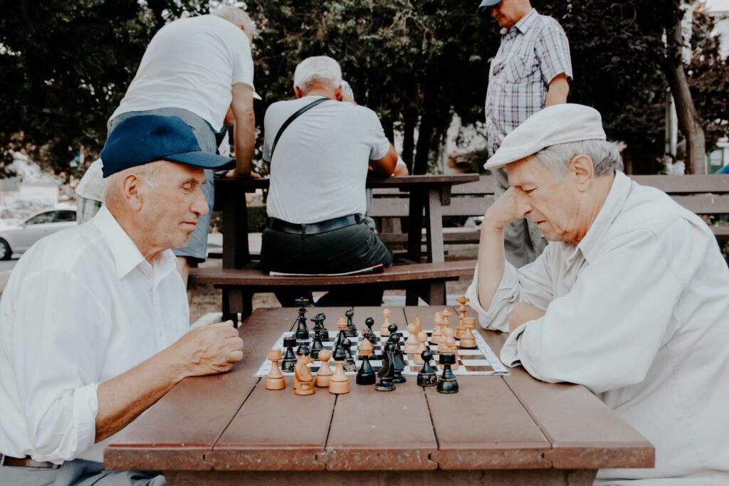 Aktywizacja seniorów w domach opieki