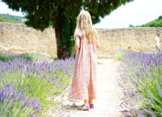 Spadochronowe sukienki