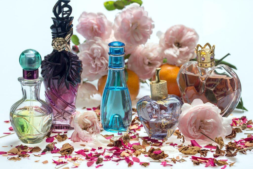 Fakty o perfumach
