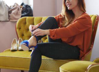 Podkreśl atuty swojej sylwetki i wysmuklij nogi, dzięki odpowiedniemu obuwiu. Poznaj stylizacje na wiosnę plus size, obok których nie można przejść obojętnie!