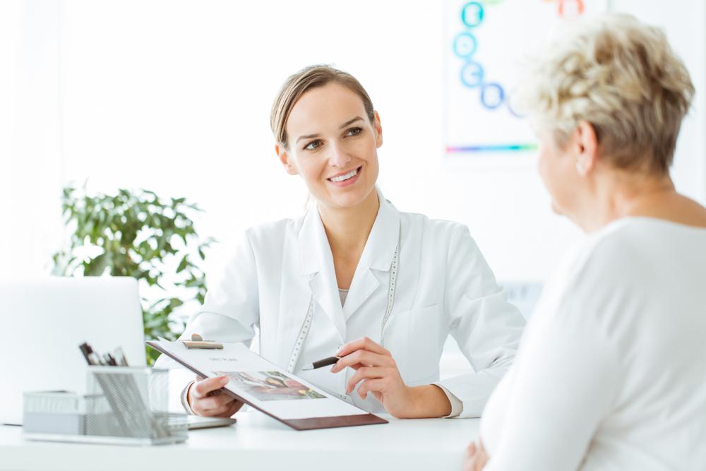 Nowotwór jajnika a dieta w trakcie leczenia onkologicznego