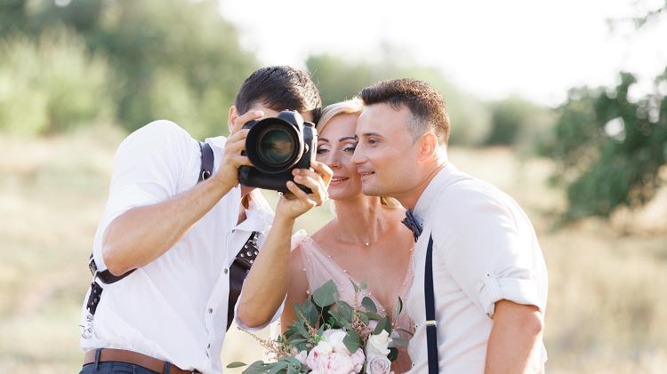 Czy fotograf może pochwalić się pełnym reportażem ślubnym