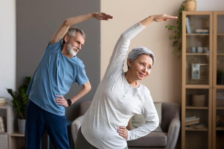 odporność seniorów