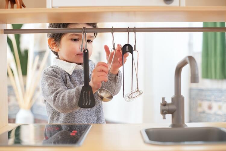 Jak nauczyć dziecko samodzielności