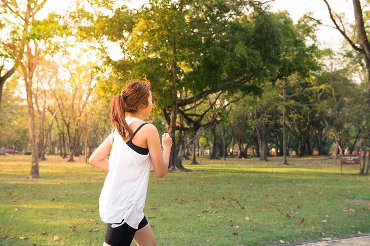 niedostateczna aktywność fizyczna